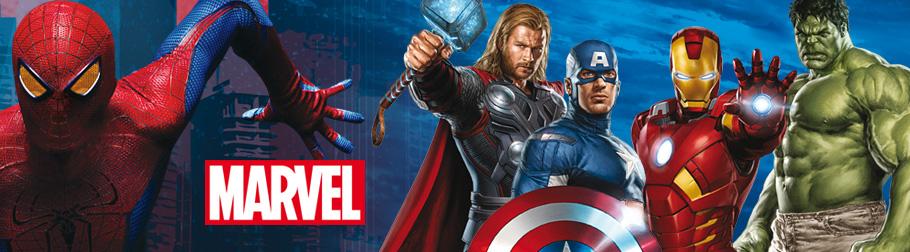 Licencias Marvel